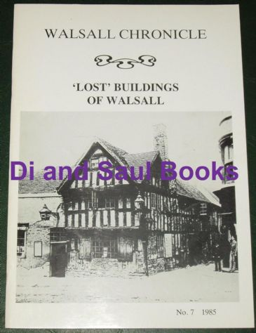 Lost Buildings of Walsall